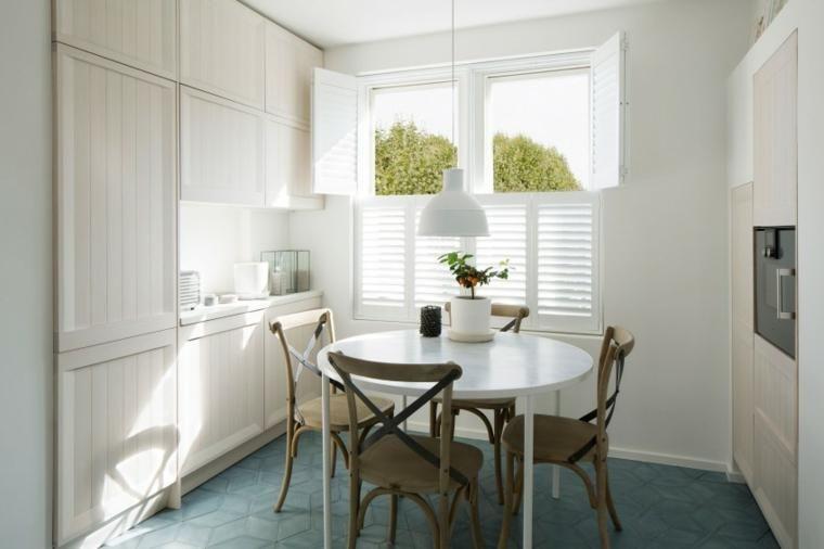 Wohnmöbel des natürlichen Designs im modernen Haus Haus