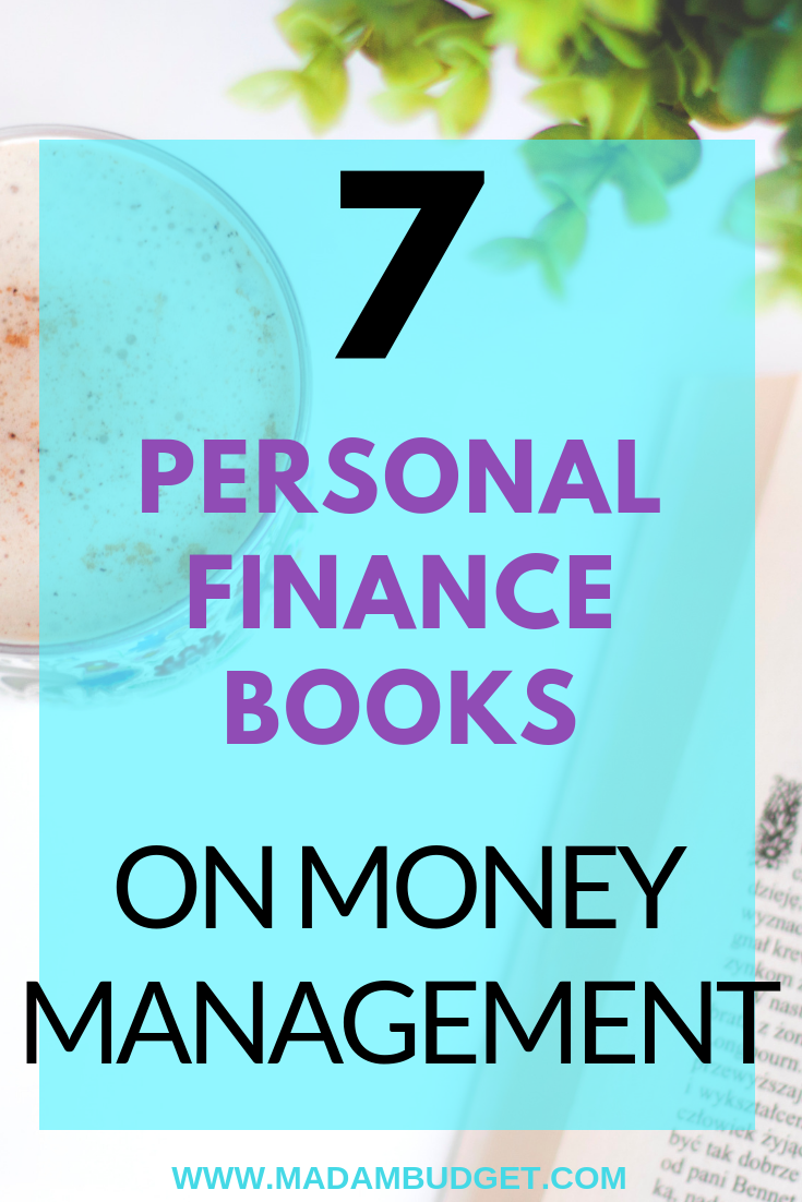 7 must read personal finance books to ease your money stress