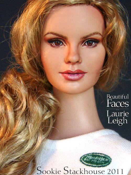 True Blood's Sookie Stackhouse doll.    http://www.laurieleighart.com/images/SookieS001.jpg
