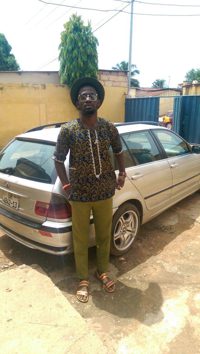 Chez moi #L'afrique