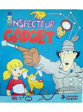 Album Panini : Inspecteur Gadget