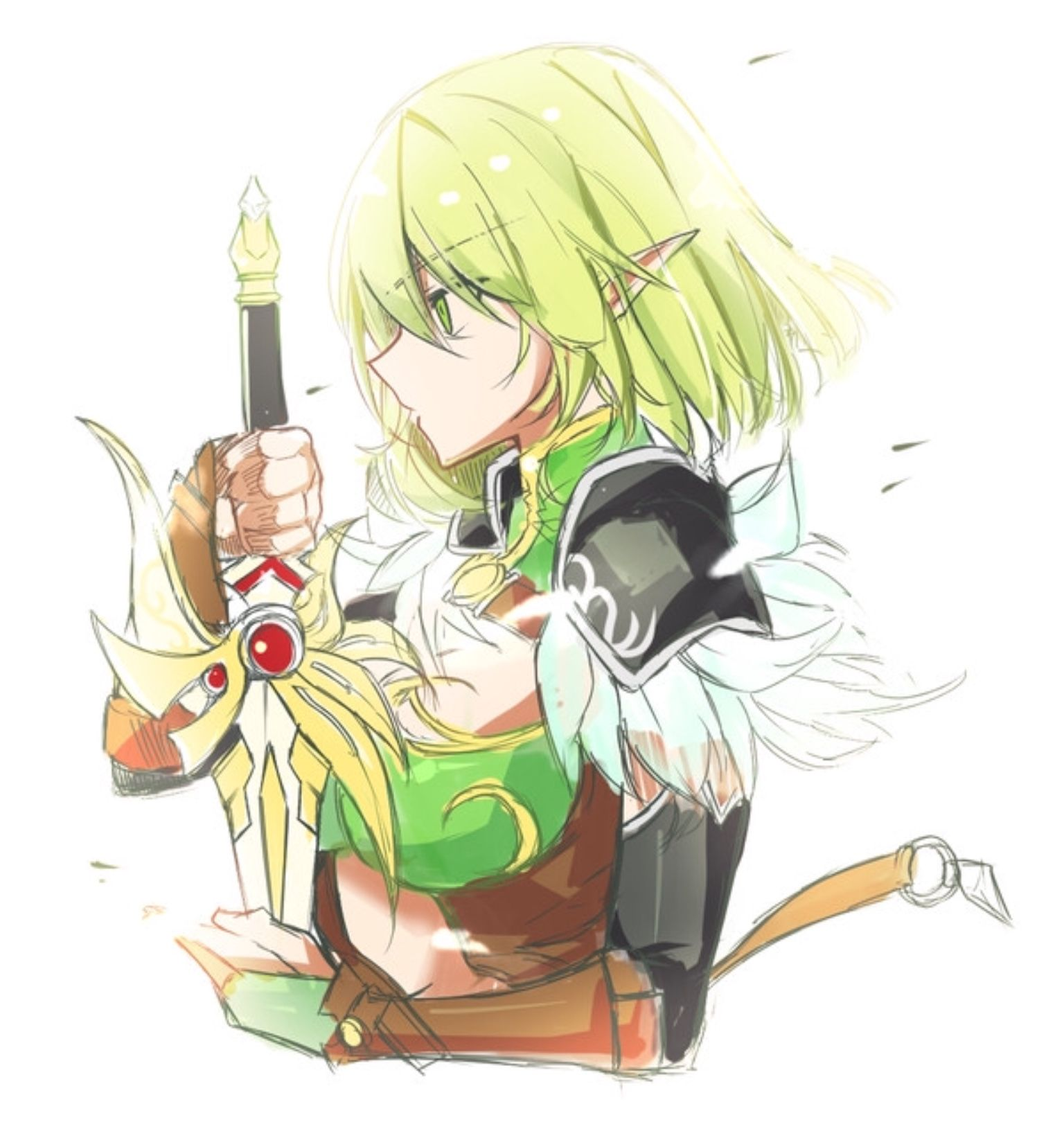 Find This Pin And More On Elsword By Kaiisama