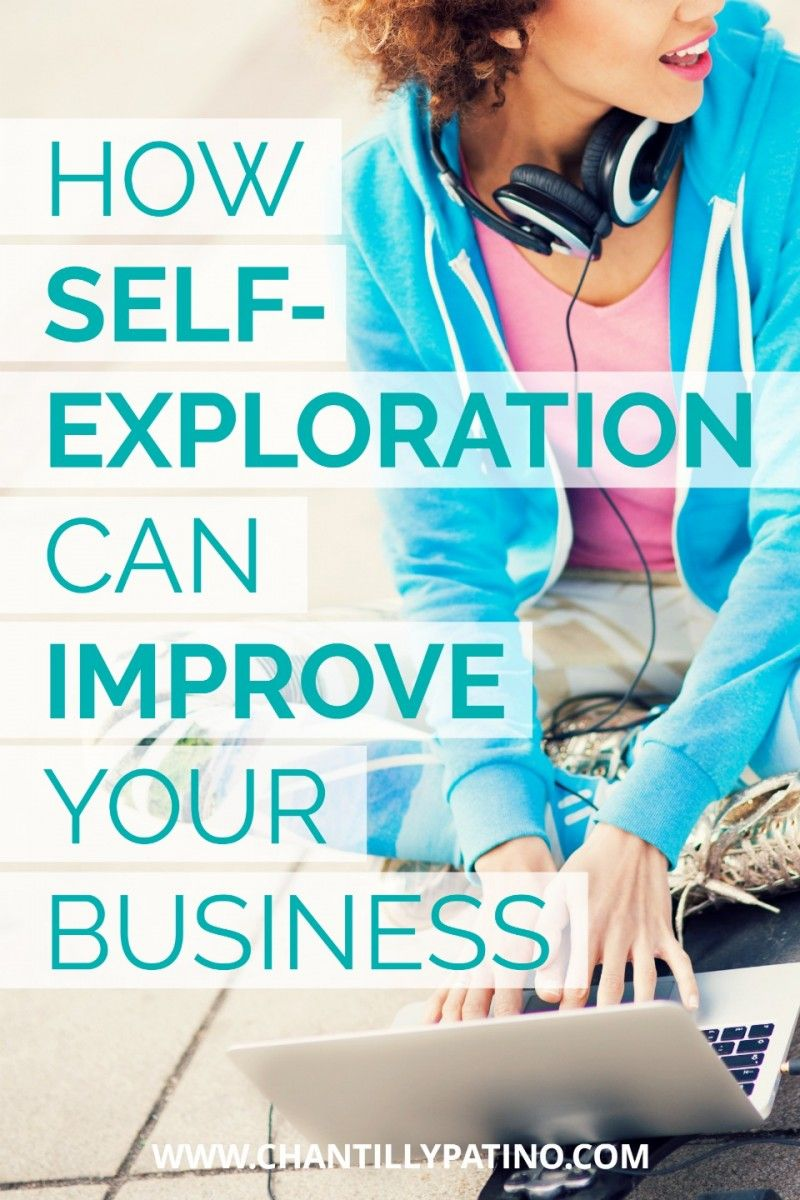 How SelfExploration Can Improve Your Business Self