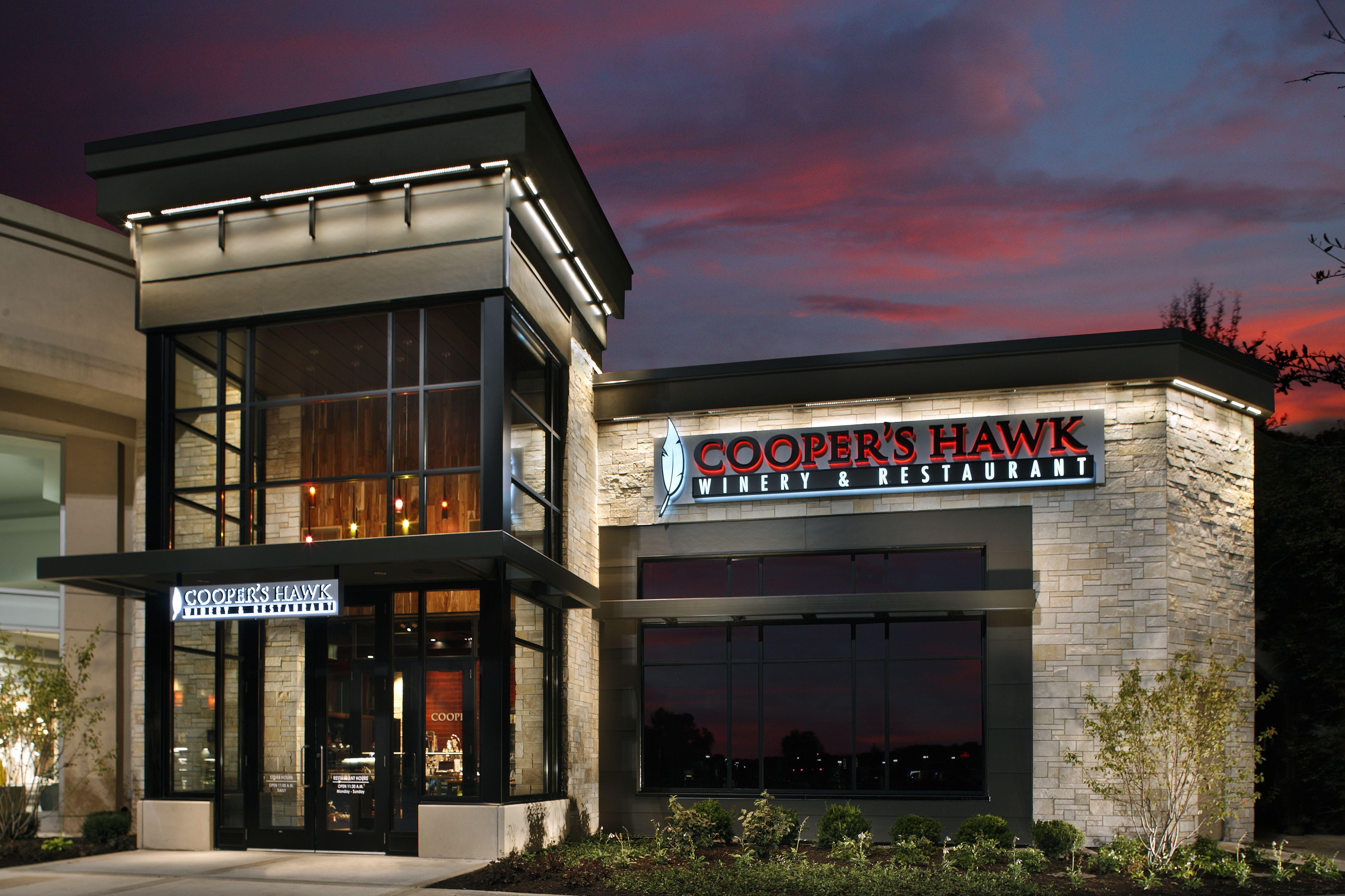 Cooper S Hawk Winery Restaurant Merrillville In