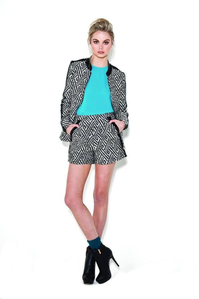 Elliatt Vanishing Point Bomber, $174.95 (http://www.puremoda.com.au/elliatt-vanishing-point-bomber/) #bomber #jacket #jumper #winter #elliatt #black #knitwear #puremoda
