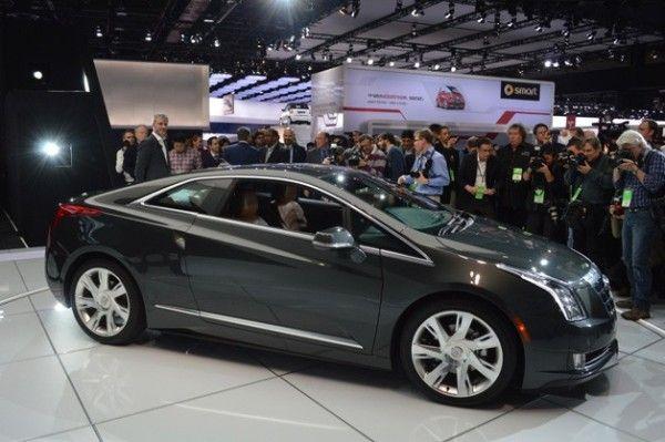 2017 Cadillac Elr Hybrid Http Topismag