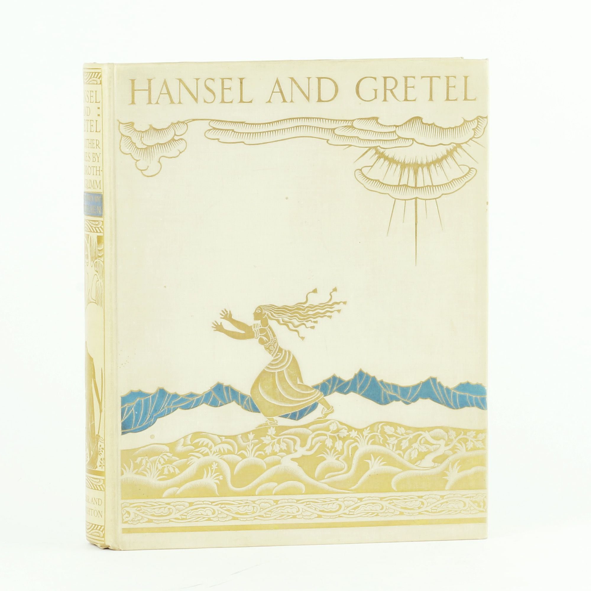 Hansel And Gretel The Brothers Grimm Key Nielsen First Edition Boker Musikk