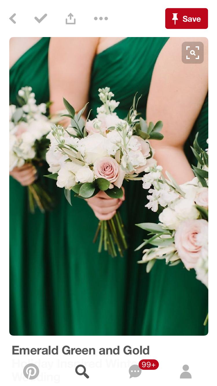 Pin By Yadira Espinoza On Emma S Wedding Wedding Bridesmaid Bouquets Blush Bouquet Bridesmaid Bridesmaid Bouquet White