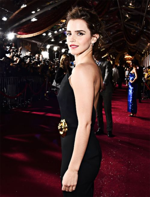 """"""" Emma Watson - Beauty and the Beast World Premiere in Los Angeles """""""
