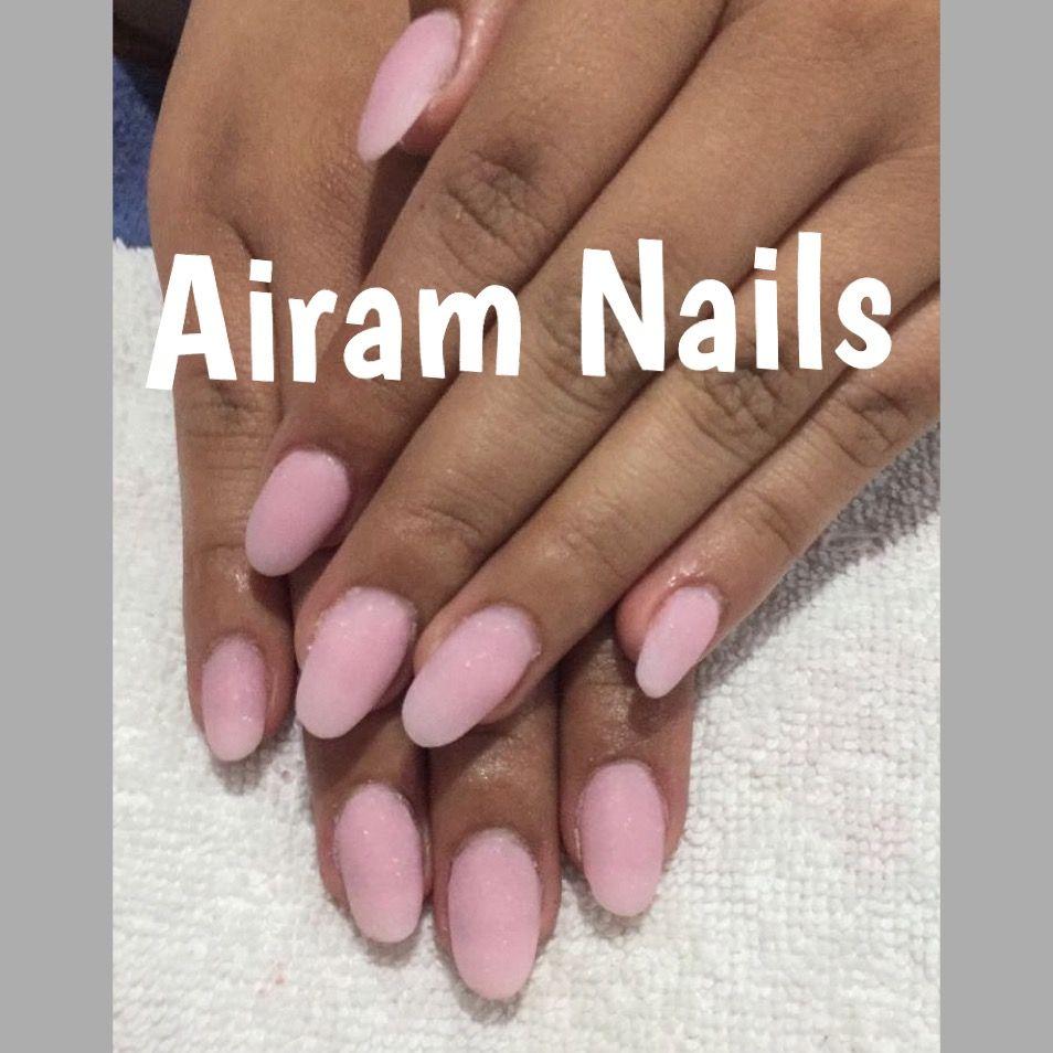Uñas acrílicas #AiramNails