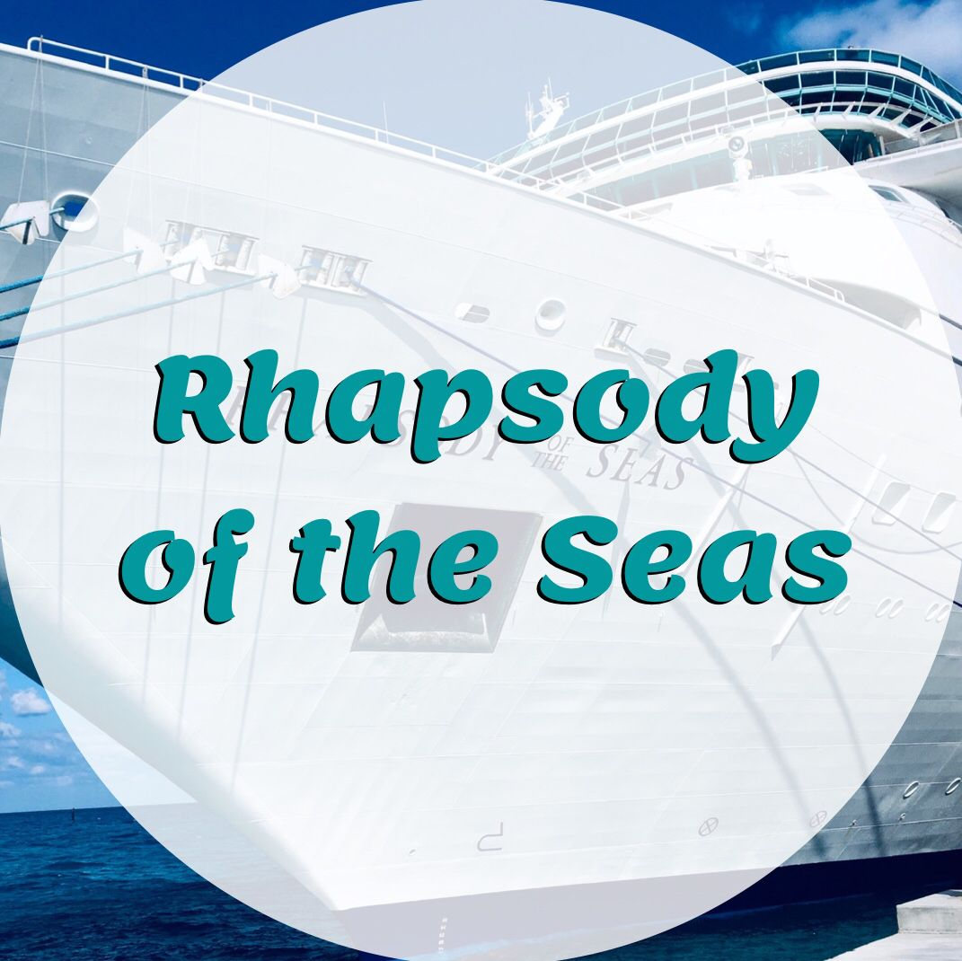 Get ready for your cruise on Rhapsody of the Seas. #thriftydrifting #rhapsodyoftheseas #royalcaribbean #royalcaribbeancruise #cruise #cruisetips #cruisevacation #cruiseship #cruisetravel #thriftydrifting