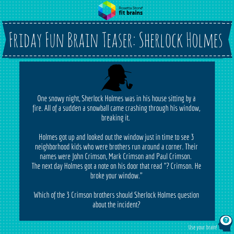 Fit Brains Brain Teasers Riddles, Puzzles, Games (With