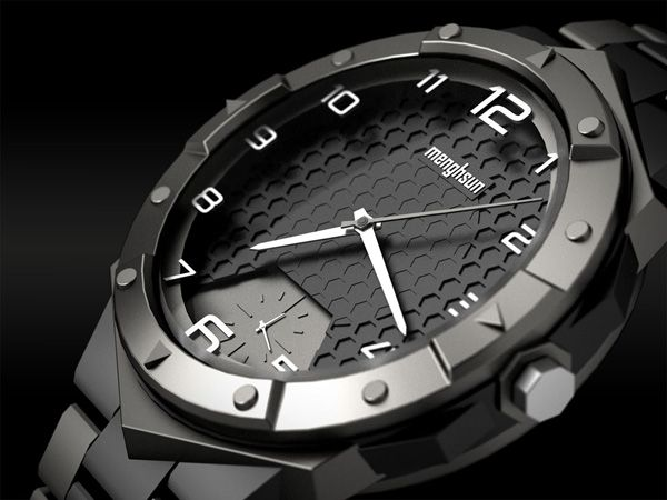 watches edition stealth hanhart limited luxury pioneer shop