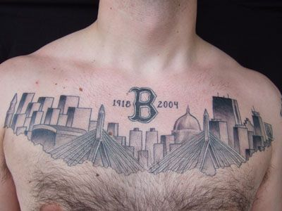 Would I Get This Tattooed No Do I Love This And The City Yes