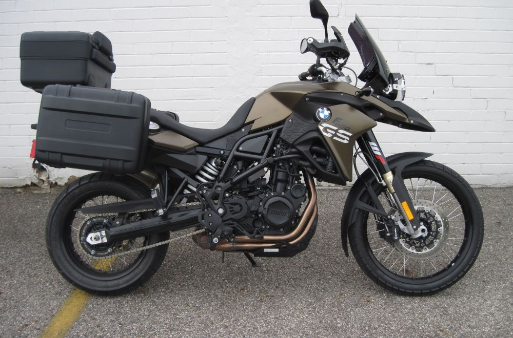 bmw motorcycles of grand rapids - 2013 bmw f800gs low   bikes