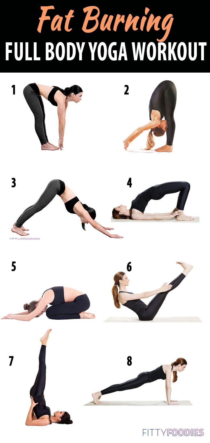 Quick Yoga Sequence For Weight Loss