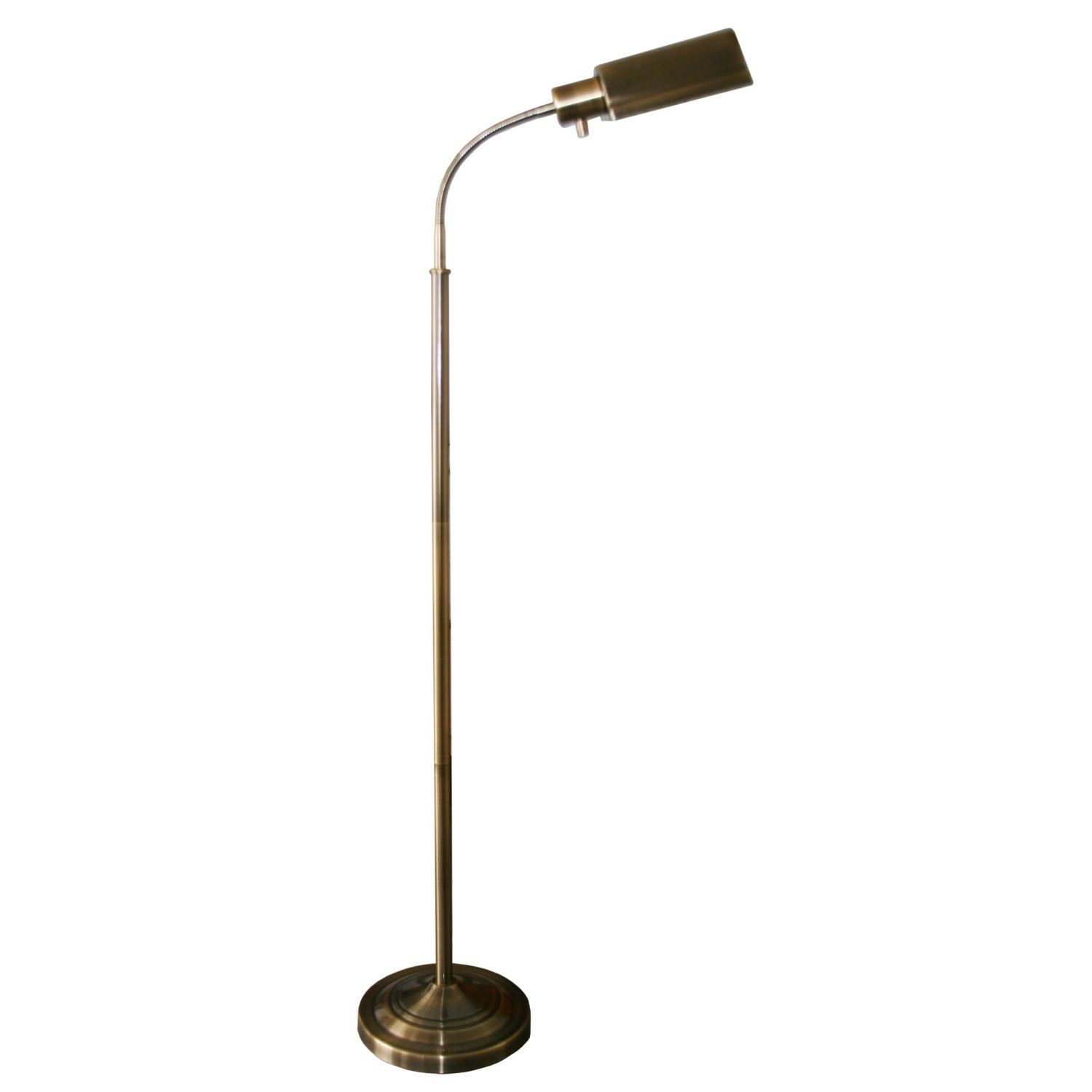 Daylight 24 402051 07 Natural Daylight Battery Operated Floor Lamp