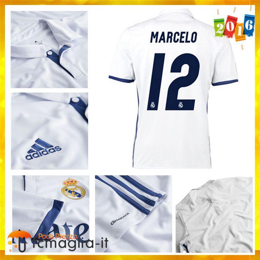 Terza Maglia Real Madrid Marcelo