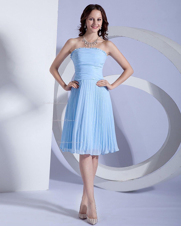 Sky blue colour shades pinterest color shades sky blue bridesmaid dresses ombrellifo Image collections