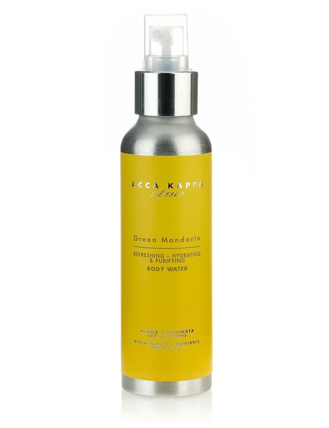 Acca Kappa Green Mandarin Replenishing Body Water