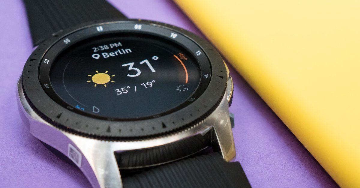 Samsung Galaxy Watch Amazon Saturn Mediamarkt Liefern Sich Preiskampf Mit Bildern Smartwatch Samsung