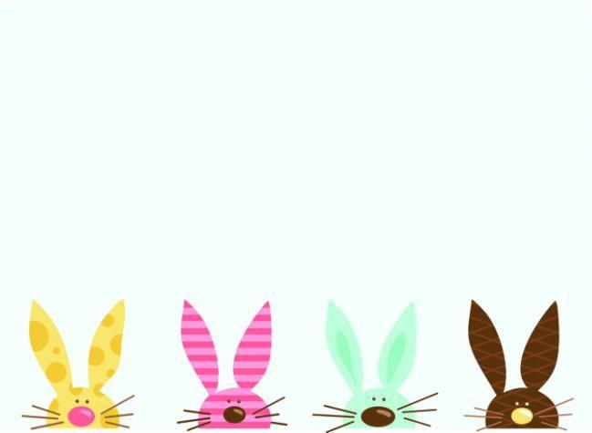 Dibujos De Pascua Para Imprimir