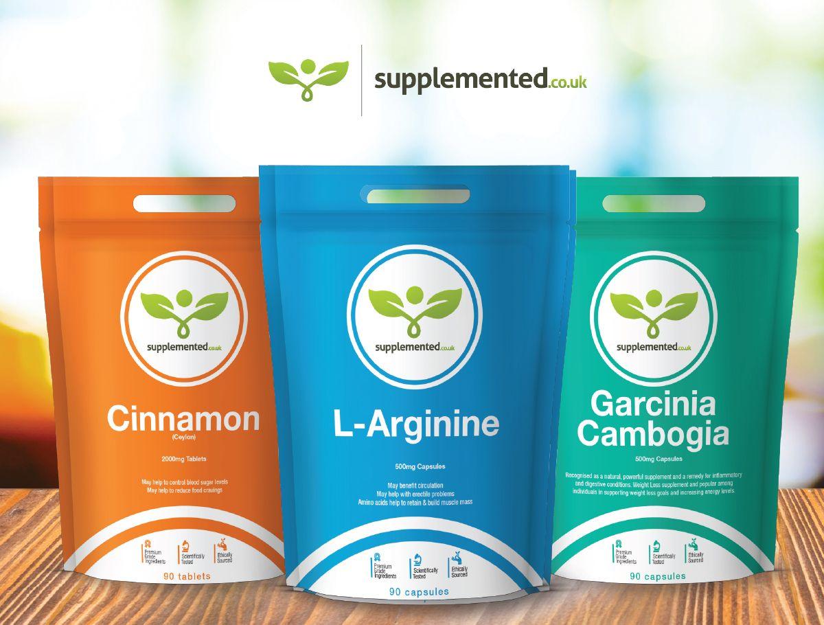 Supplements VItamins Pouch
