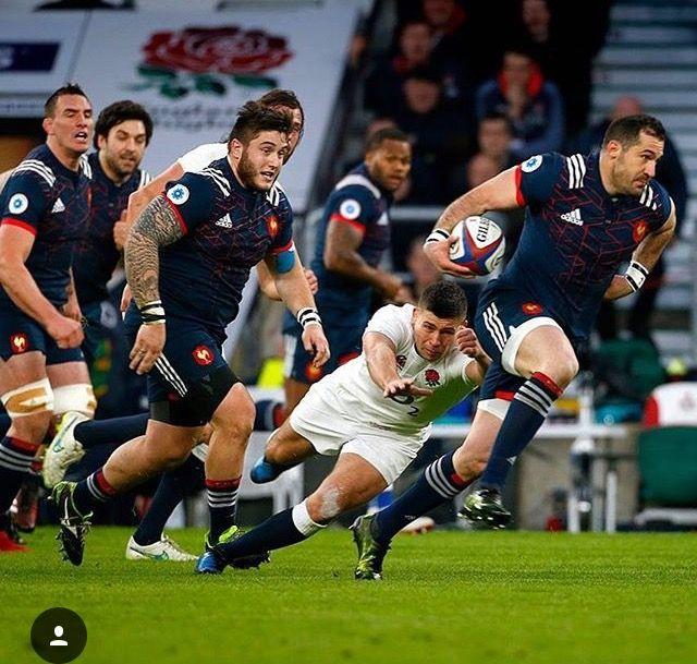 Épinglé Par Sixtine Justeau Sur Rugby
