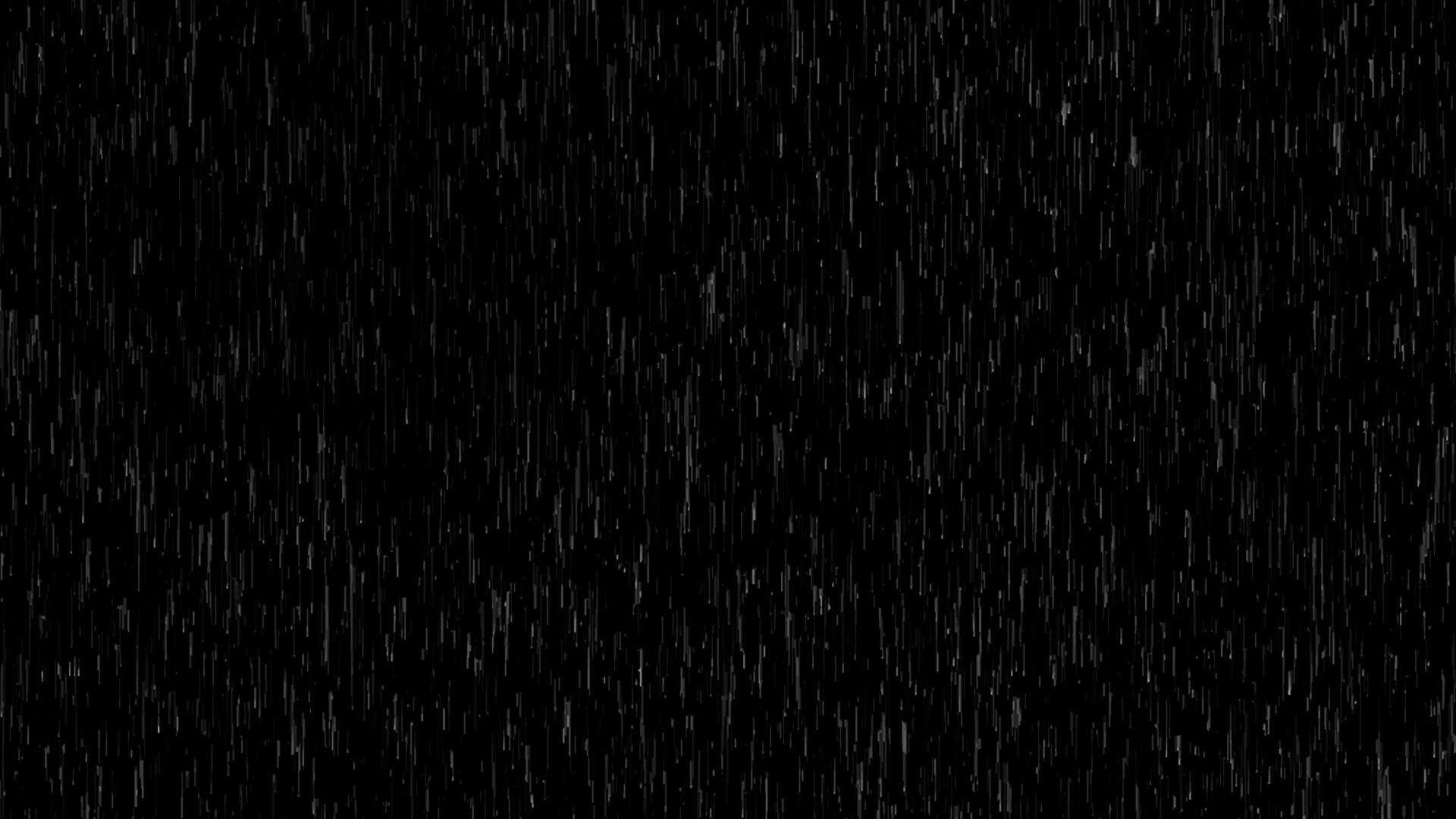 Black Night Rain Wallpaper Rain Wallpapers Night Rain Fall Overlay