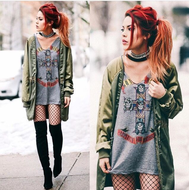 Image result for grunge fashion | Fashion clothes women ...