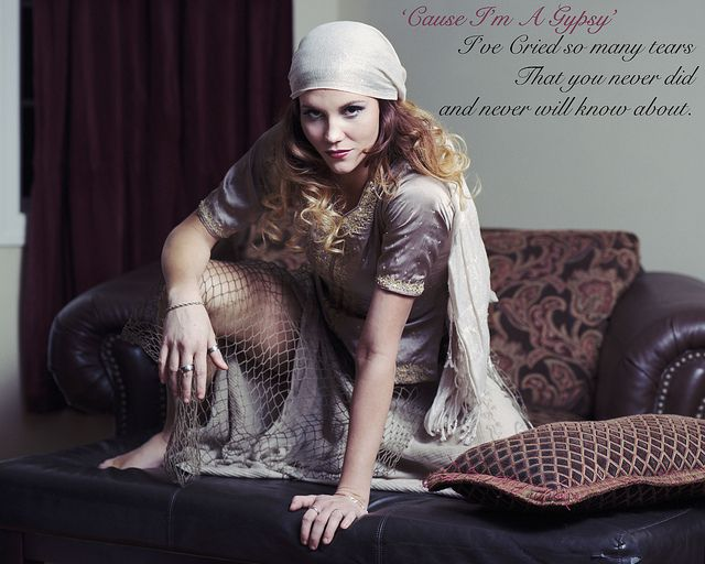 Cause Im a Gypsy 01 by KLinh Evelyn Grace Photography, via