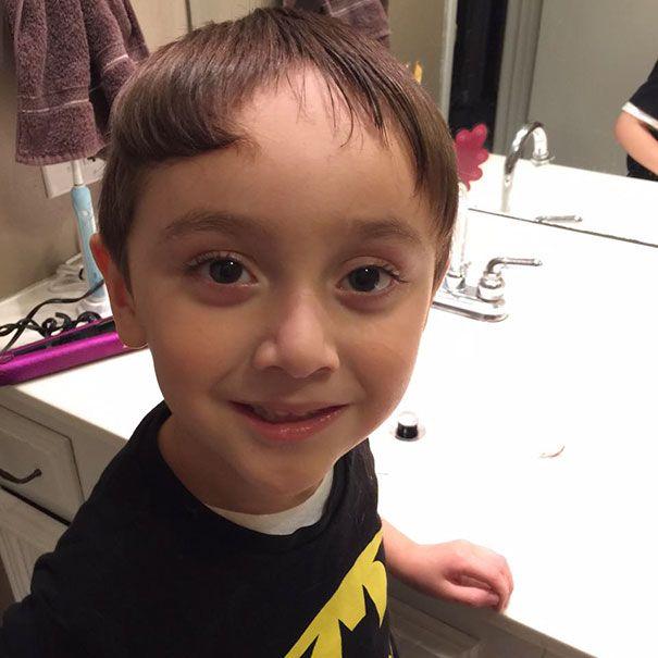 Guide pour se couper cheveux soi meme