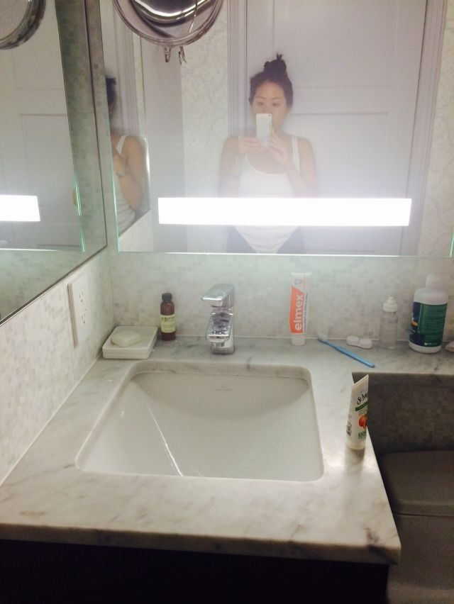 Villeroy Boch Sink Bathroom At The Roger Bathroom Renovation