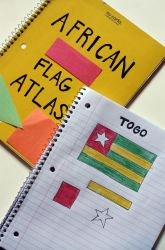 Activities: Flags Of Africa, Or Any Other Country Or State Flags Combined  To Create