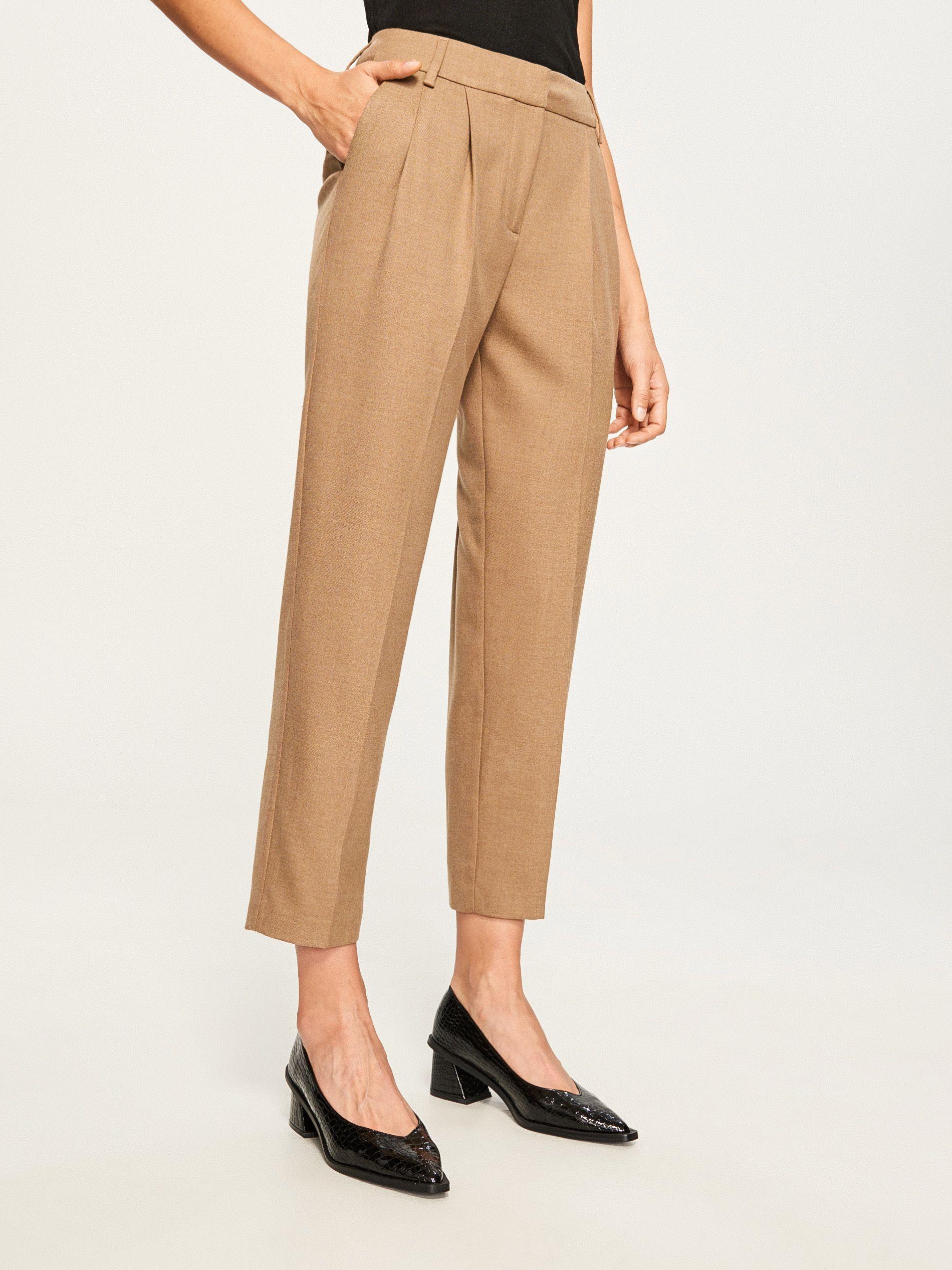312d26572db9f Eleganckie spodnie, RESERVED, VD427-80X   Shopping
