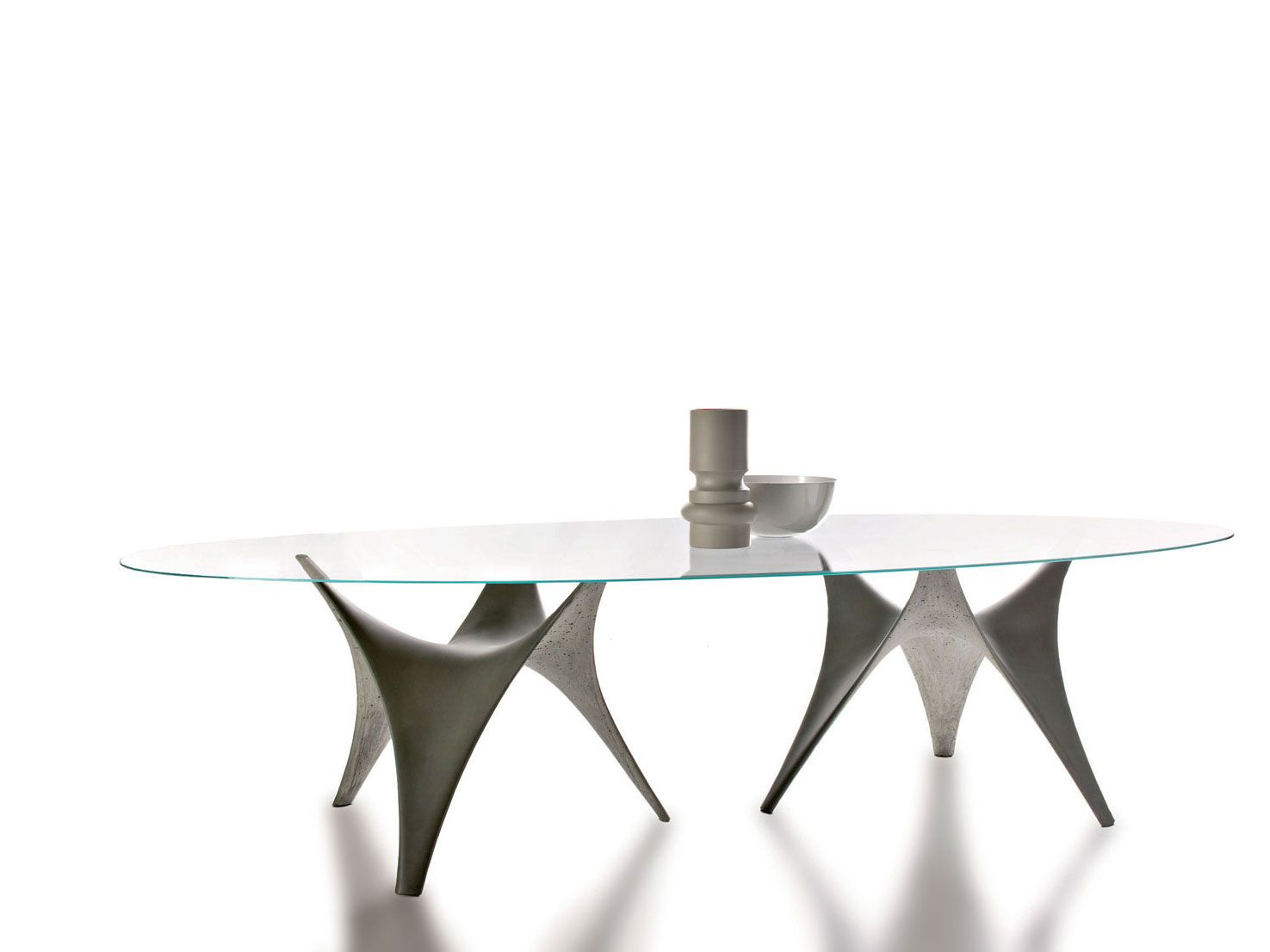 ARC | Oval table By Molteni&C design Foster + Partners | Pinterest ...
