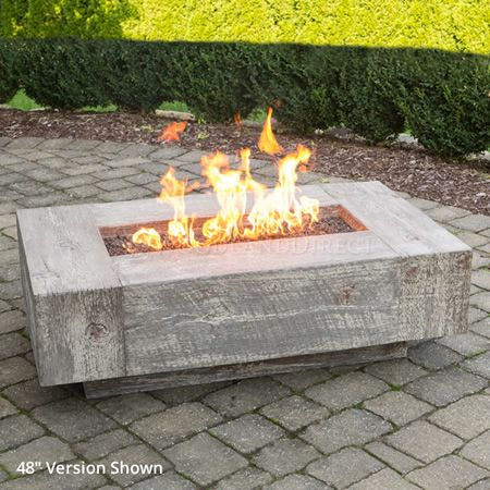 Coronado Fire Pit 60 Woodlanddirect Com Outdoor Fireplaces Fire