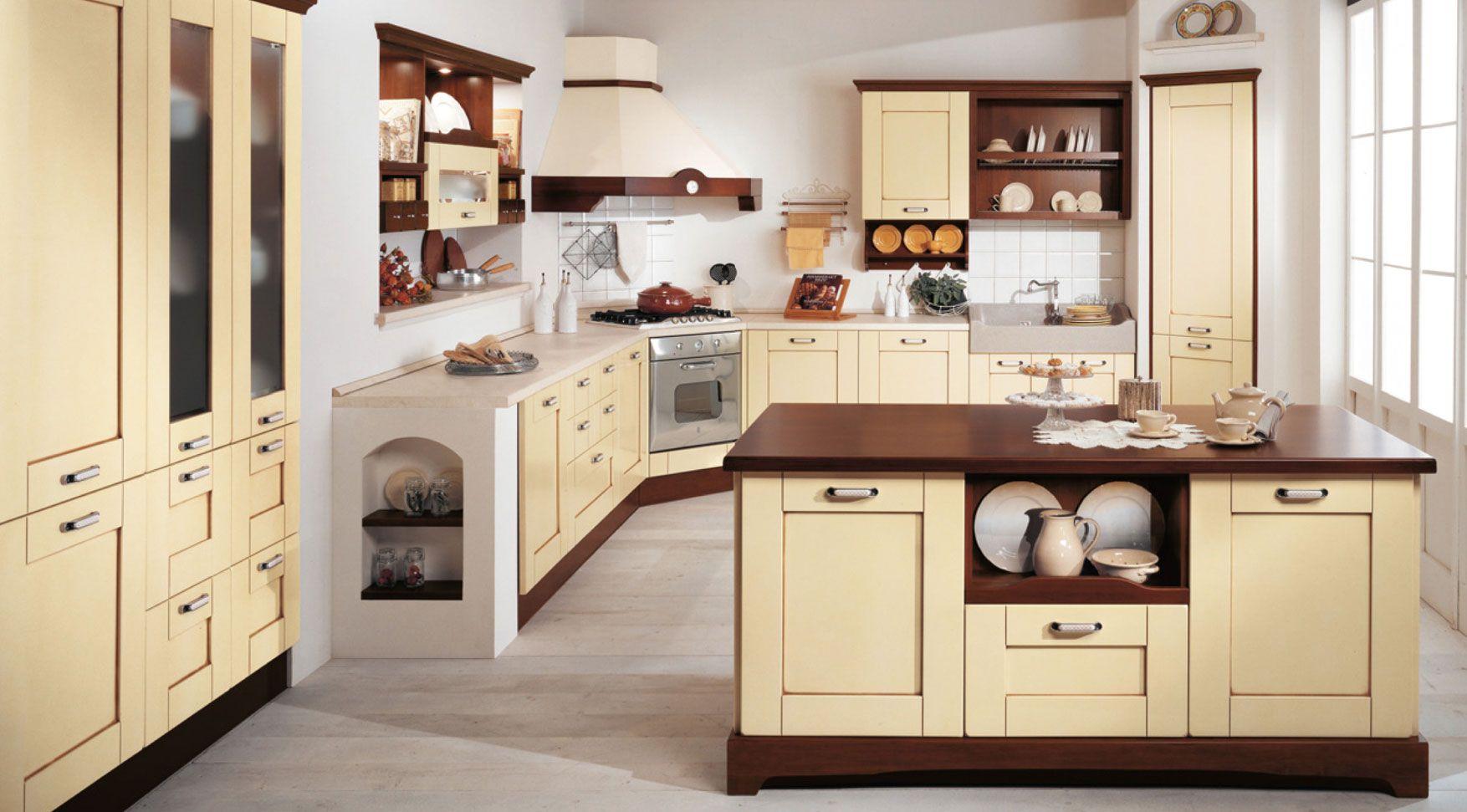 Awesome Cucine Classiche Foto Photos - Ideas & Design 2017 ...