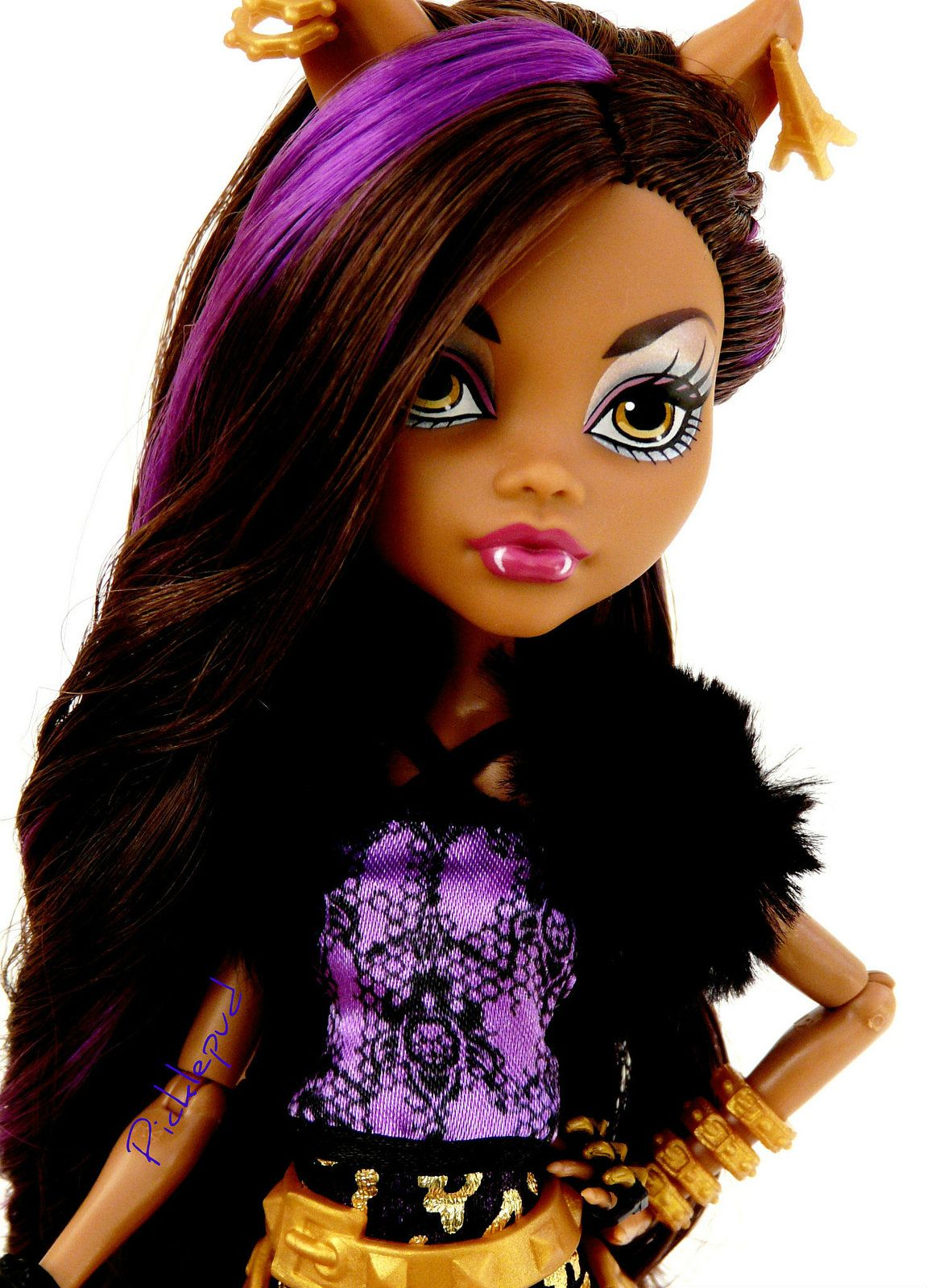 Clawdeen wolf scaris city of frights by picklepud - Clawdeen wolf pyjama party ...