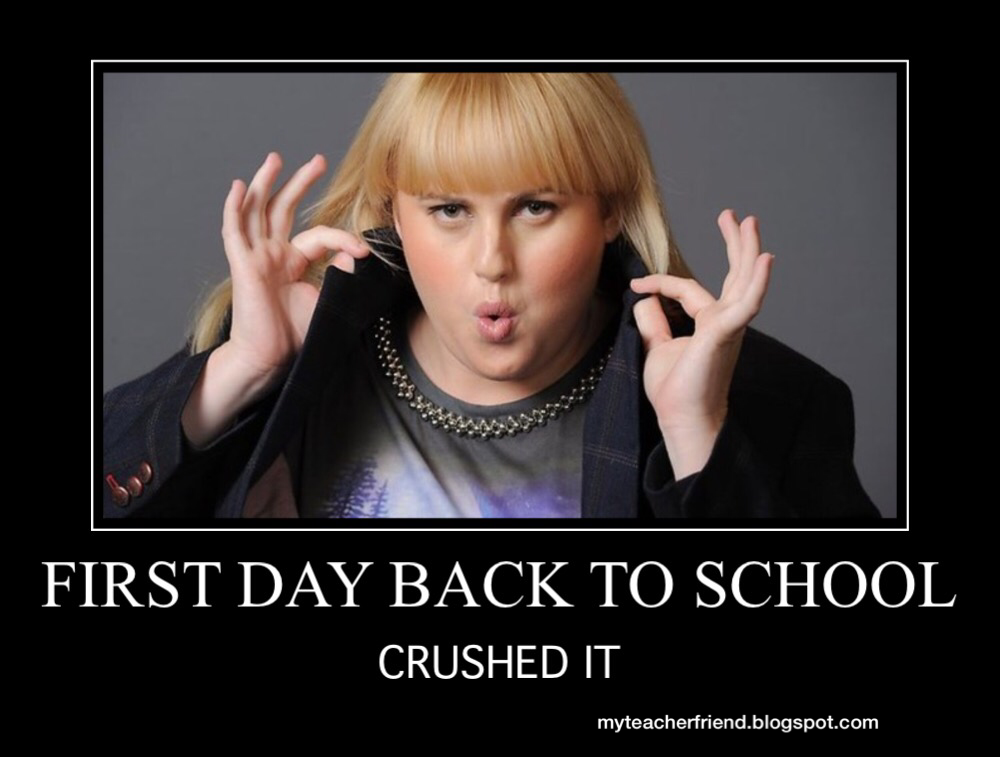 Image result for 9 memes that perfectly describe going back to college after break for faculty