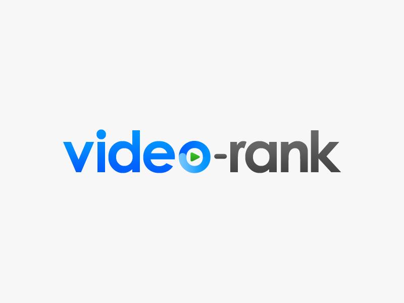 Logo Design For Video Rank Logo Design Logos Vimeo Logo