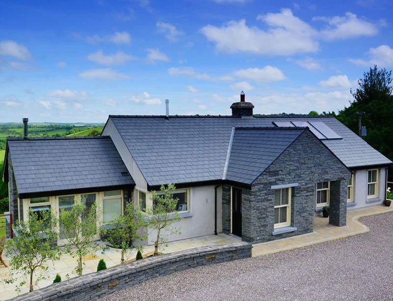 Barry Wright Construction Kinsale Cork Projects General House Designs Ireland Modern Bungalow Exterior Irish House Plans