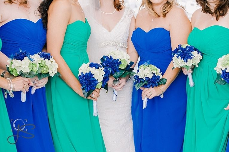 The heritage room wedding in Olympia washington fall wedding and sounders themed wedding