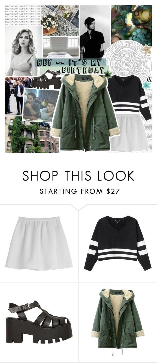 """""""it's [ almost ] my birthday"""" by www-purrtydino-org ❤ liked on Polyvore featuring Andrea Pramuk, Tara Jarmon, Monki, Windsor Smith, Fall, polyvoreeditorial, fall2015, TalisLittleTag and lookingforadventures"""