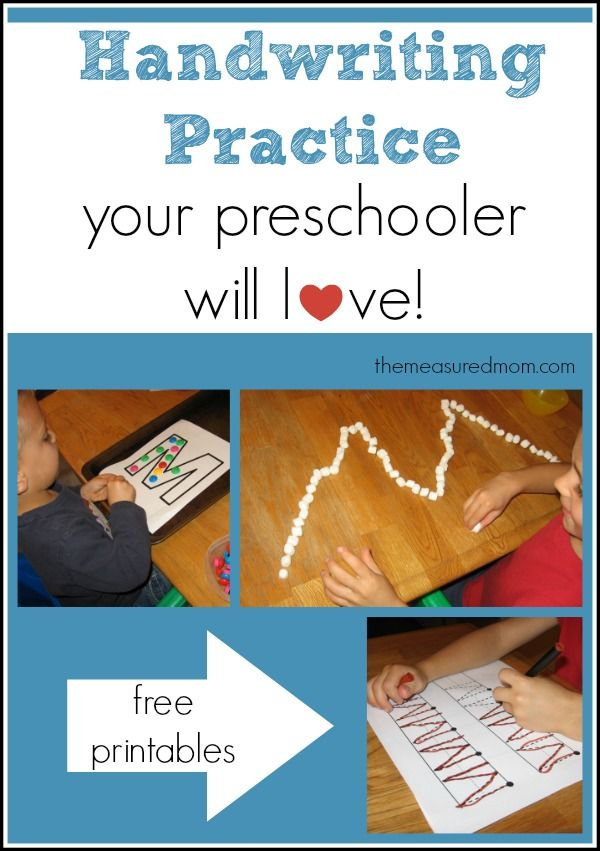 It's just an image of Gorgeous Letter Practice for Preschoolers