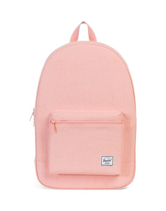 9e62d045a9872 Herschel Packable Daypack Cotton Casual Pink