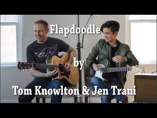 Jen Trani: Flapdoodle - Original song with Tom Knowlton   Support these videos: http://ift.tt/2cPVkJLFacebook: http://ift.tt/2d6WJ0KTom's YouTube: https://www.youtube.com/channel/UCSvE...Instagram: jentrani Twitter: http://twitter.com/jenneedsanapYouTube: http://youtube.com/theiiirdfilmsWebsite: http://ift.tt/1SWPAOI Flapdoodle - Original song by Jen Trani & Tom Knowlton Jen Trani