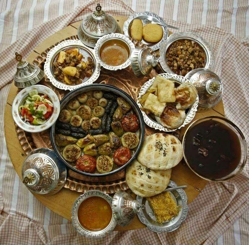Sarajevo Bosnian Food Bosnian Recipes Iftar Food