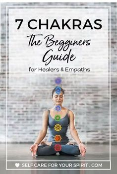7 chakras a beginners guide for healers and empaths
