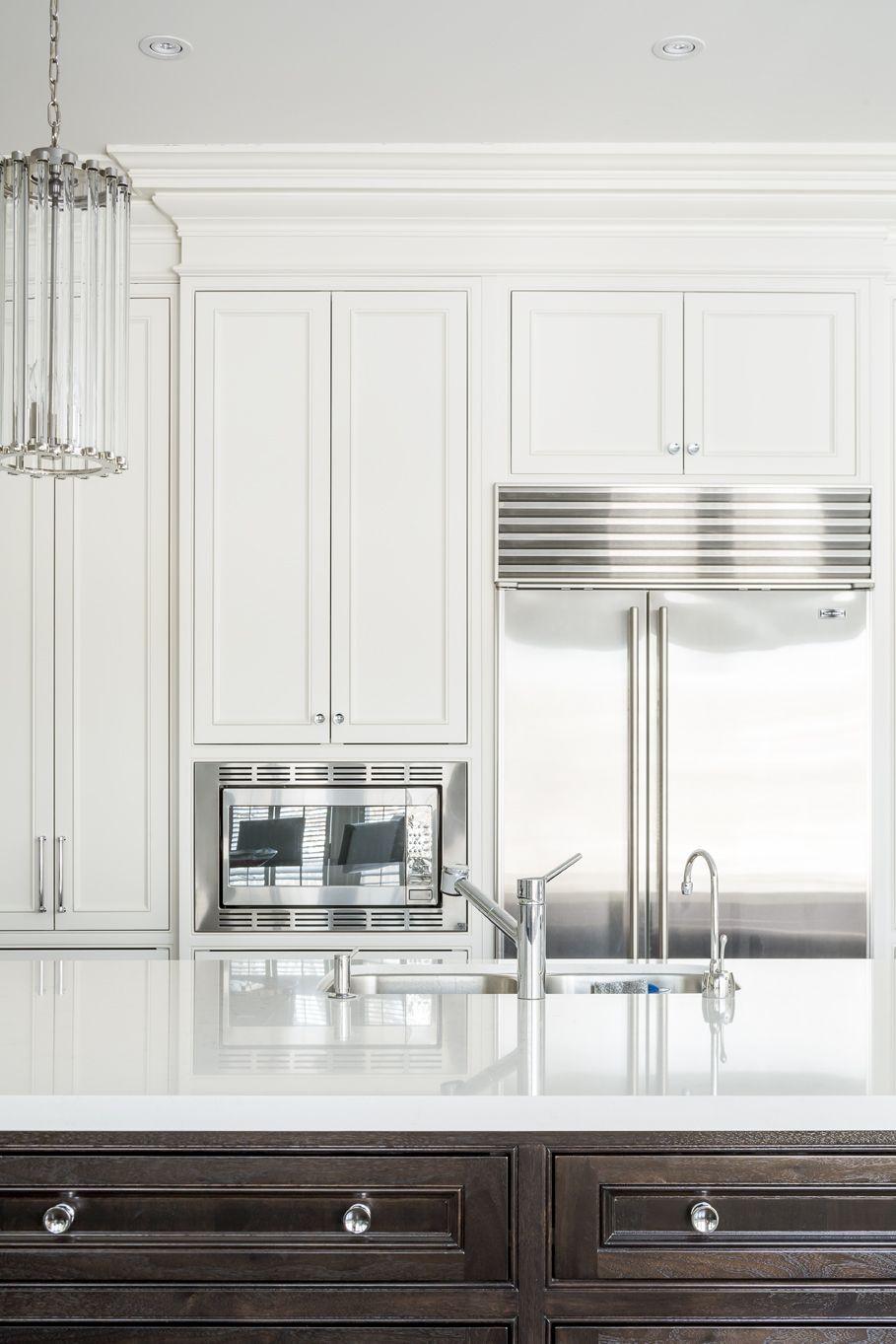 Küchenideen für weiße schränke custom kitchen photos  stutt kitchens  sussman  pinterest